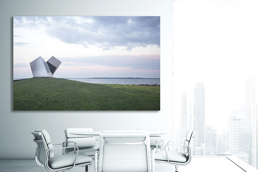 Art Consult designed by Canadian Visual Artist Elizabeth Hesp to guide and customize the fine art photography buying process and display options.